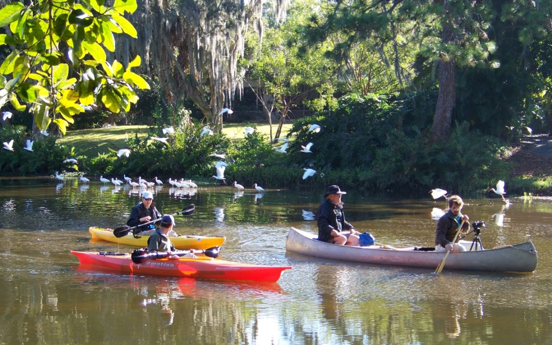 Phillippi Creek Paddle Cleanup Sept 21, 2019