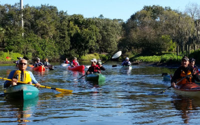 Phillippi Creek and Pinecraft Park Cleanup