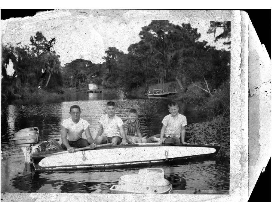 Halton Boys On The Creek 1960's