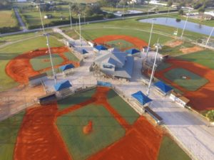 Twin Lakes Park Baseball fields